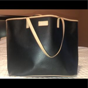 Large Coach Black Tote